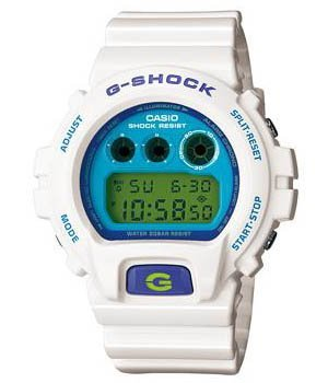 (Casio) CASIO G-SHOCK DW-6900CS-7JF WHITE G Shock watch (regular...