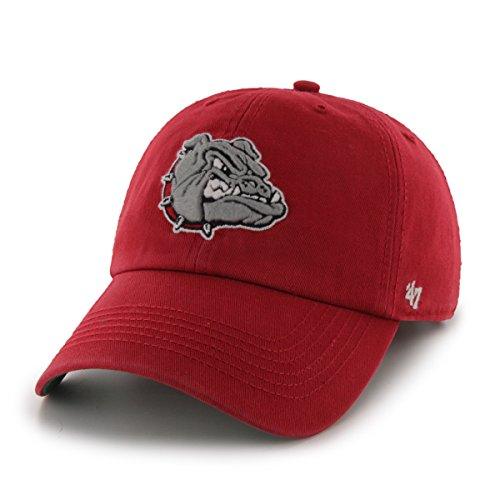 NCAA Gonzaga Bulldogs Franchise Fitted Hat, Large, Red (Gonzaga Cap compare prices)