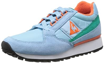 Where To Buy Le Coq Sportif Womens Shoes - Le Sportif Womens Aquamarine Trainers Dp B00klwrwgc