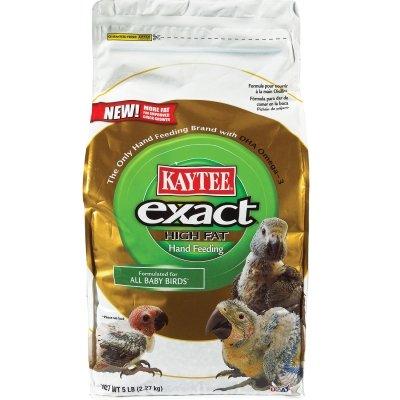 Cheap Brand New, KAYTEE PRODUCTS, INC. – EXACT HANDFEEDING HIGH FAT 5LB (BIRD PRODUCTS – BIRD – FOOD: BABY/HANDFEEDING) (MSSKT94462-LT 1)