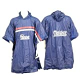 NFL New England Patriots Rainwear Hooded Poncho Size Big at Amazon.com