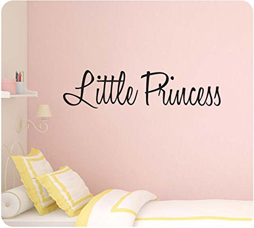 "36"" Little Princess Baby Girl Nursery Saying Cute Wall Decal Sticker Art Mural Home Décor Quote"