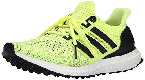 adidas Performance Women's Ultra Boost Running Shoe,Frozen Yellow/Midnight Indigo/Semi Frozen Yellow,10 M US