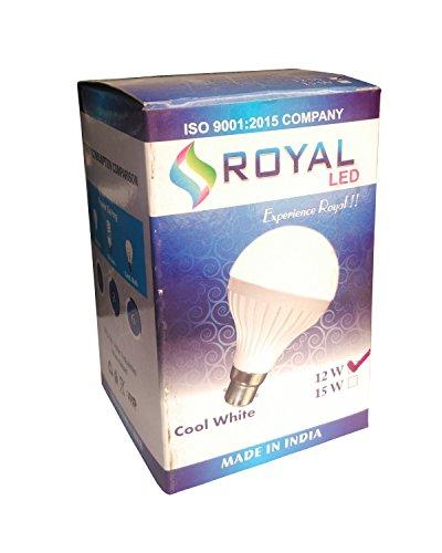 Royal 12W B22 LED Bulb (White)