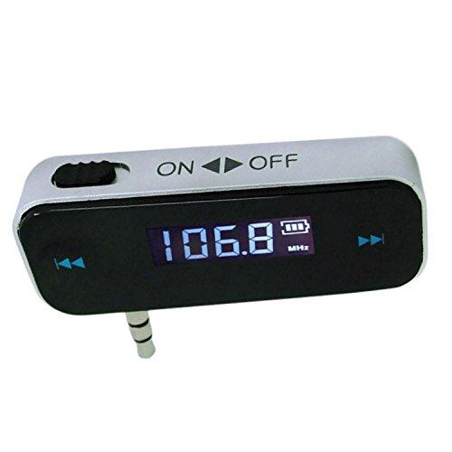 Enem Wireless FM Transmitter With Built In Battery …