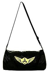 Auxter gym bag, black