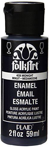 folkart-enamel-glass-ceramic-paint-in-assorted-colors-2-ounce-4026-midnight