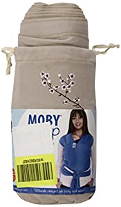 Moby Wrap Baby Carrier-Designs (Almond Blossom)