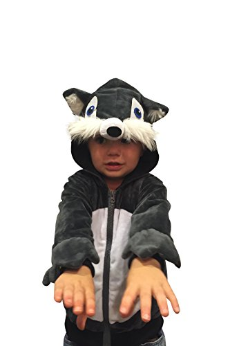 Halloween Costumes Kids Wolf Costume Boys Sweatshirt Halloween Costume