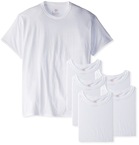 hanes-mens-6-pack-freshiq-freshiq-crew-t-shirt-white-medium