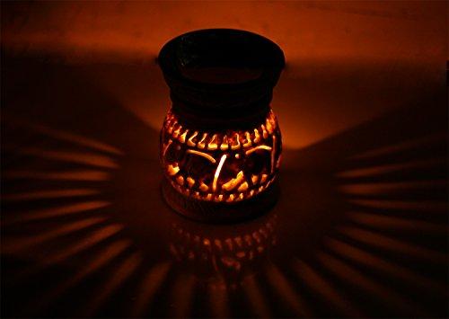 souvnear-oil-diffuser-88-cm-oil-wax-tart-warmer-burner-tealight-detachable-glass-bowl-elephant-motif
