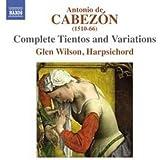 Complete Tientos & Variations