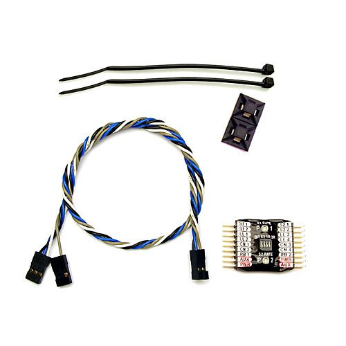 Rc Lights Nightfly 14 Led Controller Rcl5056
