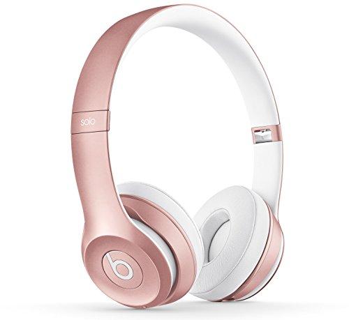 Beats-Solo2-Casque-supra-auriculaire-Bluetooth-OrRose