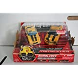 Transformers Movie Deluxe: Battle Damage Bumblebee Combo Set ~ Transformers