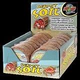 Zoo Med Laboratories Szmhc70 16Piece Hermit Crab Soil counter display