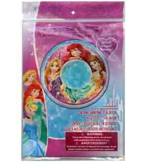 Princess Swim Ring (5 Piece/Pack) - 26702 - 1