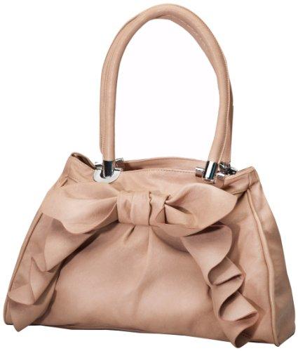 Kids Line Cascade Bow Diaper Bag, Blush