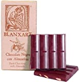 Blanxart Dark Chocolate - Marcona Almond Bar from Spain (.5lbs)