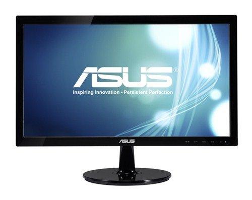 ASUS VS series 19.5-inch liquid crystal display (1600 × 900 / TN Panel / 5ms / black) VS207T