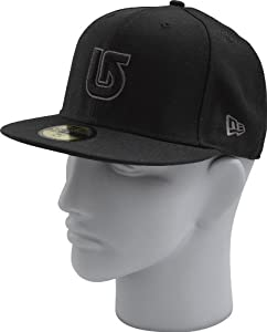 Burton Herren Kappe ADL New Era, true black, 7.125, 268105