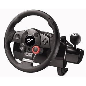 ロジクール ドライビングフォース GT(LPRC-14500)