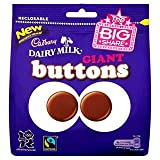 Cadbury Dairy Milk Giant Buttons 275G