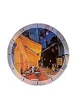 Artopweb Reloj De Pared Van Gogh Le Cafã© De Nuit
