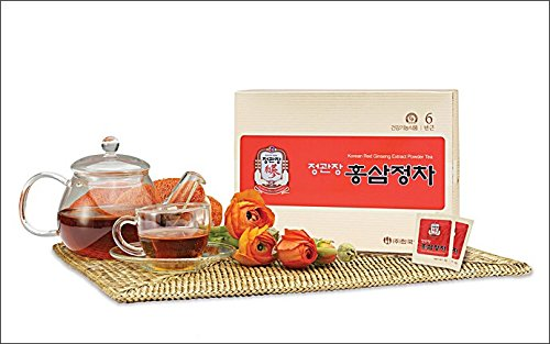 Cheong Kwanjang By Korea Ginseng Corporation Korean Red Ginseng Extract Tea 3g × 100 Packets (Red Ginseng Extract Tea compare prices)