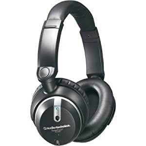 Audio-Technica ATHANC7 Noise-cancelling Headphones (Discontinued by Manufacturer)