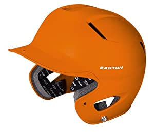 Buy Easton Junior Texas Natural Grip Batting Helmet, Orange by Easton