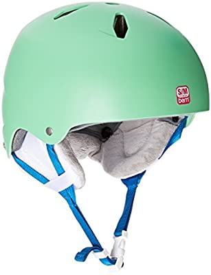Bern Girl's Diabla EPS with White Liner Helmet