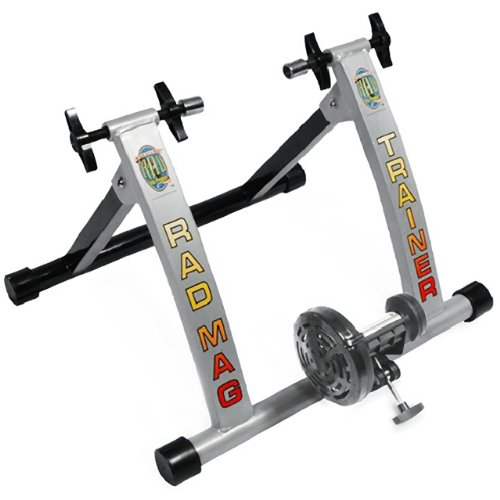 RAD Cycle Bike Trainer Portable Indoor Bicycle Exerciser Machine Magnetic Work Out Cycle