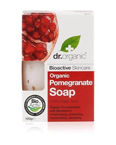 Dr. Organic Set Jabón 6 Uds. Pomegranate 600 g