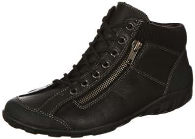 Remonte R3456 11, Sneakers Hautes femme, Noir, 36 EU (3.5 UK)