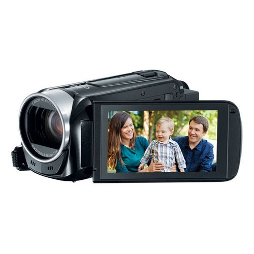 Canon VIXIA HF R400 HD 53x Image Stabilized Optical Zoom Camcorder and 3.0 Touch LCD