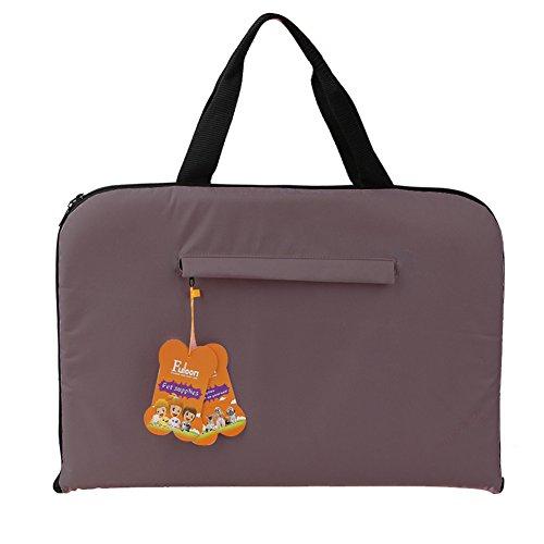Fuloon-Haustier-TragtascheBett-fr-Haustier-Reisen-Weichen-Hundebett-Haustier-Tragbare-Faltbare-Tasche-fr-Haustier-innerhalb-35-kg-Kaffee