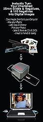 Panavue APA111 Panascan Slide & Film Scanner for Macintosh/PC