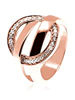 ZRC 1904 Anillo Keep A Secret (plata bañada en oro 18 ct)