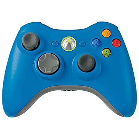 Xbox 360 Wireless Controller Blue