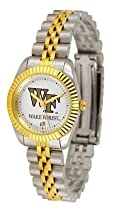 Wake Forest Demon Deacons Suntime Ladies Executive Watch - NCAA College Athletics