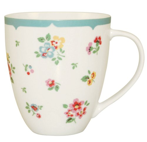 Churchill China Cath Kidston Crush Mug, Spring Design