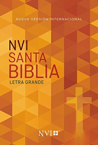 Santa Biblia NVI - Letra Grande - Economica (Spanish Edition) [Nueva Version Internacional] (Tapa Blanda)