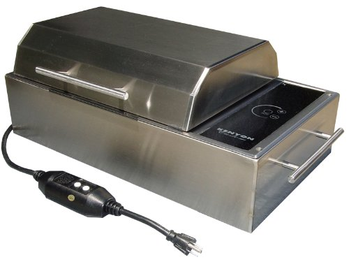Kenyon B70091 Frontier All Seasons 240V Portable Electric Grill