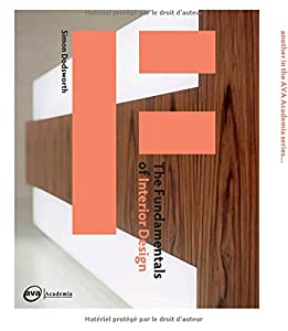 The Fundamentals of Interior Design by AVA Publishing