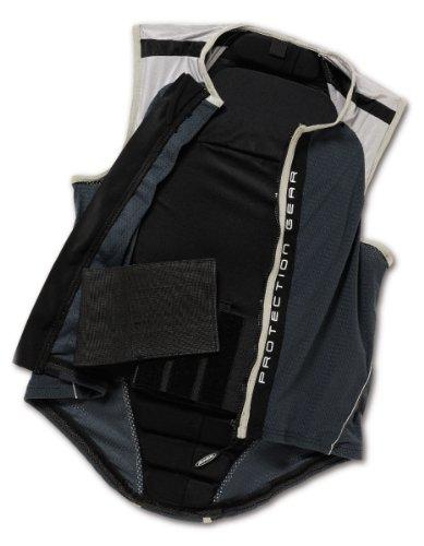 ALPINA Erwachsene Rücken Jacket Soft Protector, Anthracite, 173-178 cm, A8853628