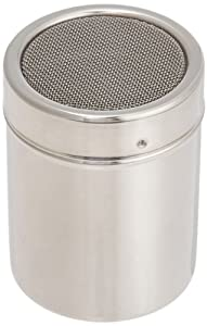 Ateco 4 Ounce Stainless Steel Shaker by Ateco