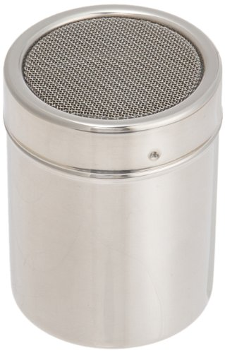 Ateco 1347 4-Ounce Stainless Steel Shaker