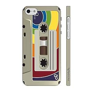 Enthopia Designer Hardshell Case Retro Cassette 4 Back Cover for Apple IPhone 5c