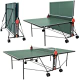 Premium Quality Sponeta Foldable Outdoor Table Tennis Table + Net 2 year warranty Made in Germany
